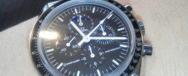 ぼくの腕時計