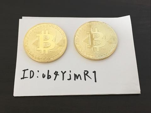 bitcoin現物1